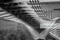 Millenium Bridge (detail)