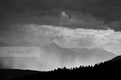 Clouds over Kreuzeckgruppe