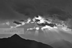 Salzkofel (clouds)