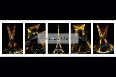 Dancing Eiffel Tower
