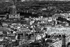 City view with Les Invalides