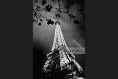 Tour Eiffel (Night II. )