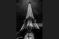 Tour Eiffel (Night III. )