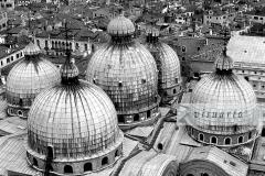 Roofs of Basilica di San Marco