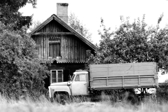 Country house with Zil