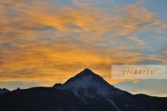 Salzkofel (sunset) III