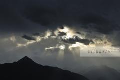 Clouds over Salzkofel