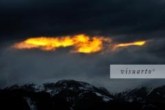 Kreuzeckgruppe (sunset) II