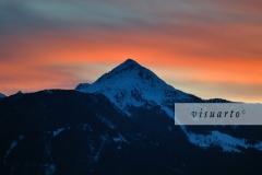 Salzkofel (Sunset) II