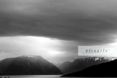 Clouds over Sognefjorden