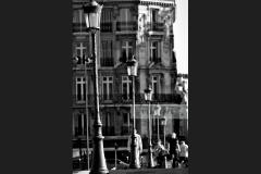 Lamps of Pont Royal