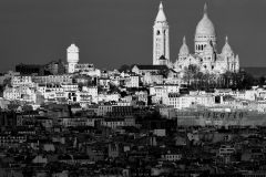 Montmartre with Sacré-Cœur