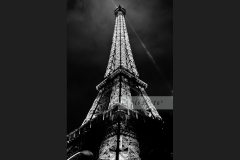 Tour Eiffel (Night III. )