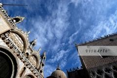 Basilica di San Marco with Palazzo Ducale