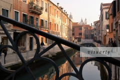 View from Ponte del Formager